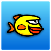 Splashy Fin (Flappy Surf Saga)