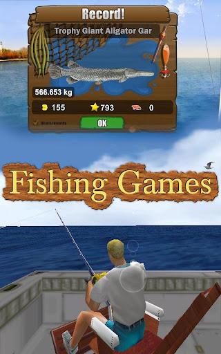 釣魚3D遊戲