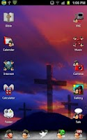 Screenshot of Christianity Go Launcher Theme