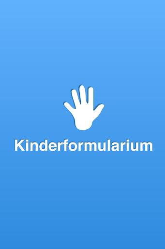 Kinderformularium