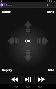 Romoku - Remote for Roku