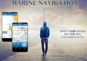 Screenshot of Marine Navigation