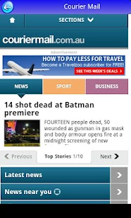 Australia News in App FREE- screenshot thumbnail