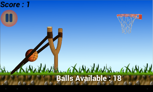 Fly Basket - Gioco Gratis