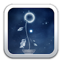 Moon Flower Live Wallpaper icon