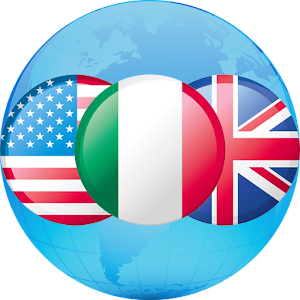 Italian English Dictionary +  Varies with device