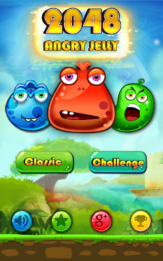 2048 Jelly Bean