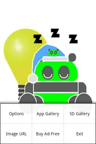 Nitey Night Light - Free- screenshot