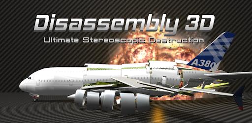 disassembly 3d demolition mod apk