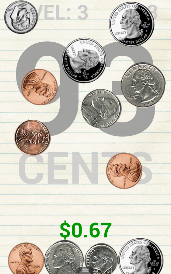 Coins In A Flash- screenshot