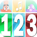 Numbers 123 Songs for Kids icon