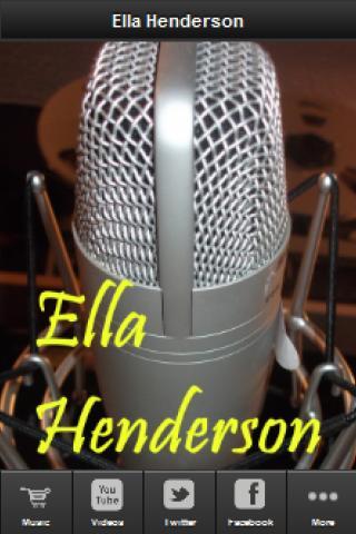 Ellla Henderson X Factor 2012