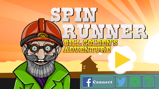 Spin Runner- screenshot thumbnail
