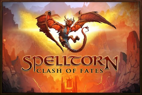Spelltorn, Clash of Fates RPG- screenshot thumbnail