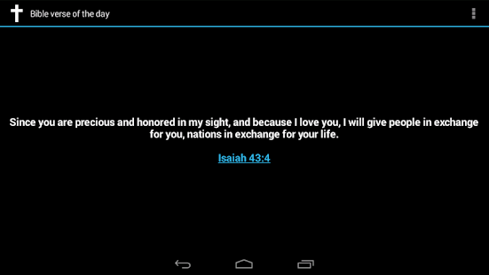 bible verse of the day apps on google play