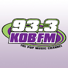 93.3 KOB-FM icon