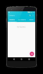 Zyxx UI - CM12 Theme Screenshot
