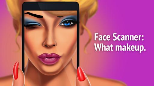 脸部扫描仪:什么妆