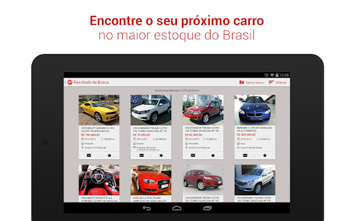 WebMotors - Comprar e Vender- screenshot thumbnail
