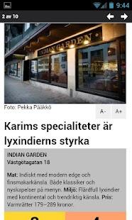 Mitt i Stockholm - screenshot thumbnail