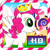 Little Pony - My Free Games HD
