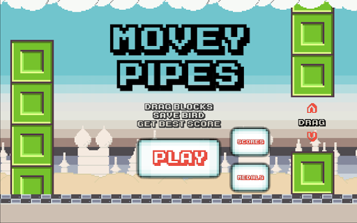 Movey Pipes