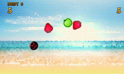 Fruit Wipeout