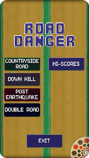 Road Danger Mini Game