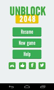 Unblock 2048