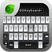 GO Keyboard Black 2014 Theme