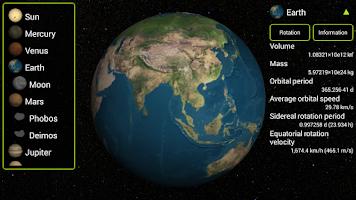 Screenshot of Solar3D