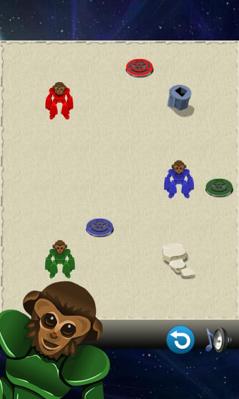 Space Monkeys Ad Free - screenshot