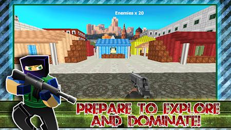 Cube Strike War Encounters C6 screenshot 54327
