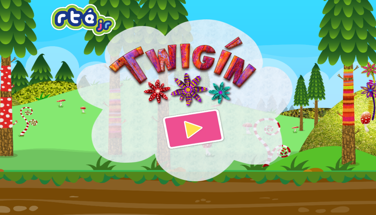 RTÉjr Twigín- screenshot