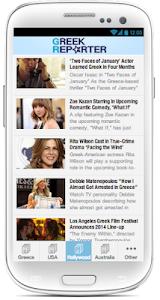 Greek Reporter – Your next favorite Greek App  Greek news