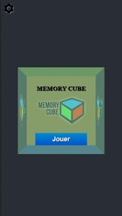 Memory Cube- screenshot thumbnail
