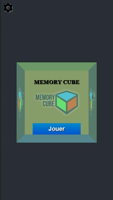 Memory Cube- screenshot