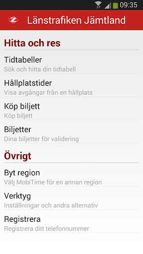 Länstrafiken Jämtland