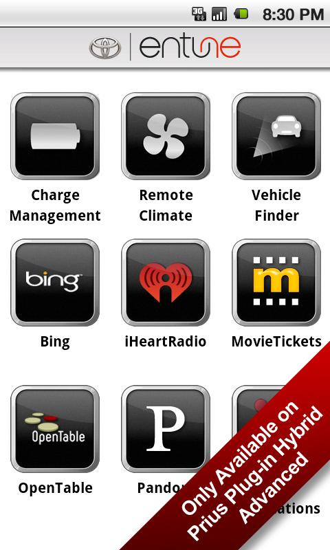 Toyota Entune Android Apps On Google Play Autos Post