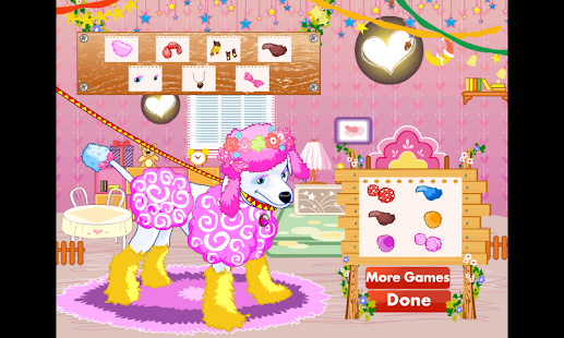 Fashion Dress Up! Cute Puppy! - screenshot thumbnail