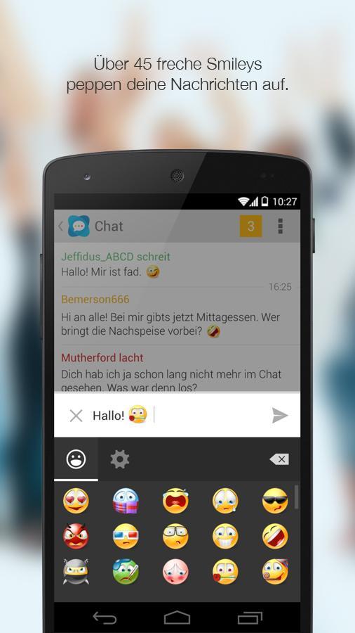 flirt chats kostenlos Buxtehude
