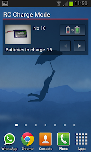 RC Battery Watcher- screenshot thumbnail