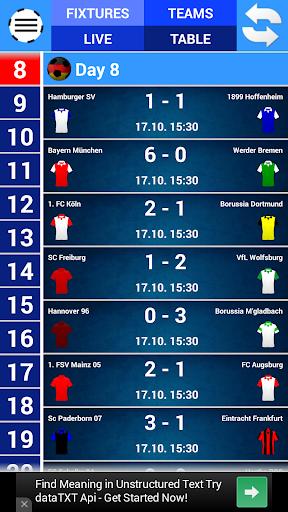 German Soccer League