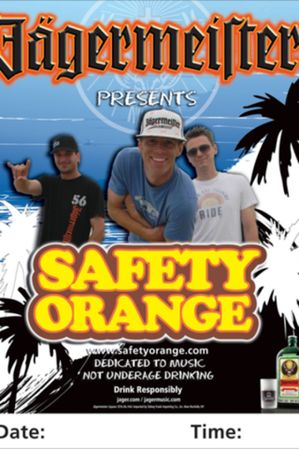 Safety Orange- screenshot
