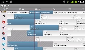 Screenshot of Kolla.tv