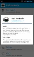 Screenshot of Rail Jankari Plus