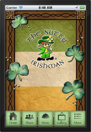The Nutty Irishman