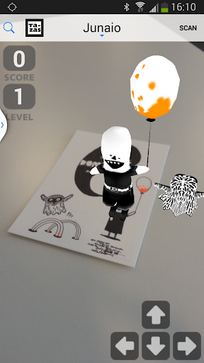 無料旅游Appのjunaio ジュナイオ Augmented Reality|HotApp4Game