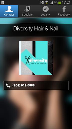 Diversity Hair Nail
