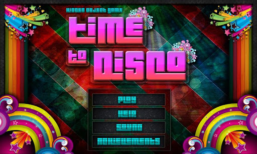 Time to Disco - Hidden Objects